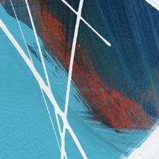 Bold Strokes Canvas Wall Art