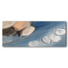 Flying Canvas Wall Art