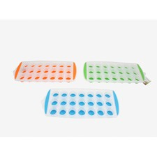 Easy Pop Out Ice Cube Tray (Set of 3)