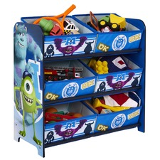 Monsters University 6 Drawer Storage Bin