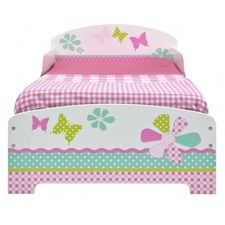 Patchwork Toddler Bed