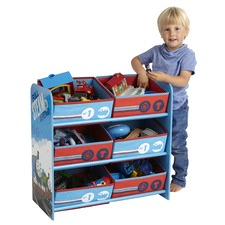 Thomas the Tank Engine 6 Bin Storage