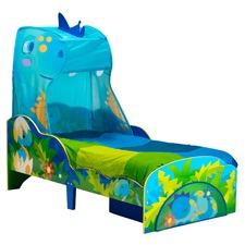 Dinosaur Toddler's Bed