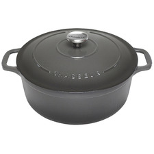 Caviar Chasseur Classique 4L Cast Iron French Oven