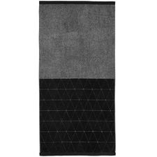Chambray Diamond Cotton Bath Towel