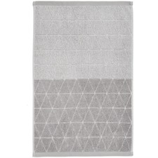 Chambray Diamond Cotton Hand Towel