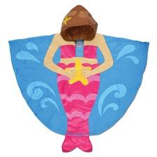 Mermaid Rain Poncho