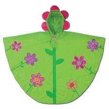 Flower Rain Poncho