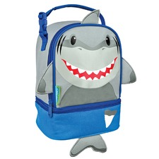 Grey Shark Lunch Pal Storage