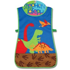 Blue Dino Craft Apron