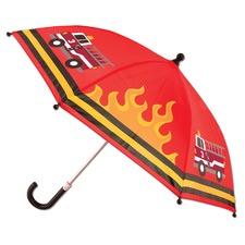 Firetruck Childrens Umbrella