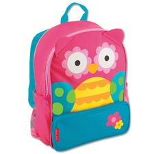 Pink Owl Sidekick Backpack