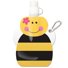 Yellow Bee Little Squirt Drink Pouch