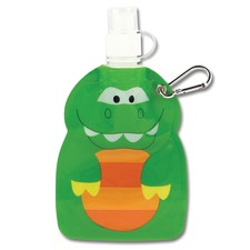 Green Dino Little Squirt Drink Pouch