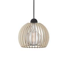 Chino Wood Interior Pendant Light