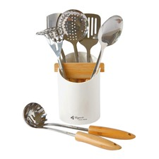 Laguiole by Louis Thiers Mondial 8 Piece Kitchen Utensil Set