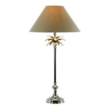 Palm Table Lamp (Set of 2)