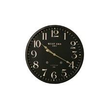 60cm West End Wide Frame Clock