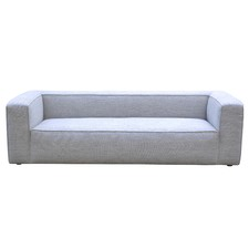 Marble Fabric Jayde 3 Seater Sofa