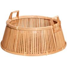 Rattan Japanese Style Flat Basket