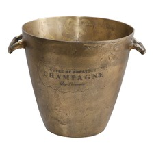 Rustic Vintage Style Champagne Bucket