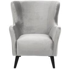 Oscar Velvet Resting Chair