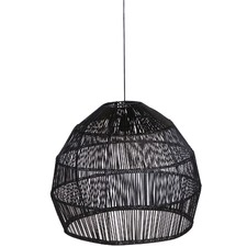 Black Tunis Pendant Light