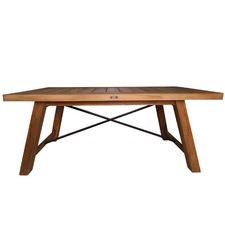 Soho Outdoor Teak Dining Table
