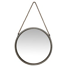 Gerry Round Hanging Mirror