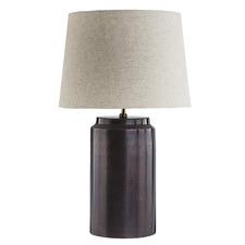 Bronzed Neha Iron Table Lamp