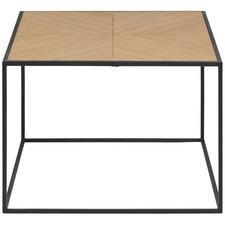 Square Balmond Paulownia Wood Coffee Table