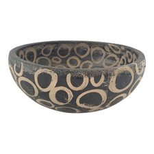 Mali Terracotta Decorative Bowl