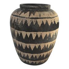 Mali Terracotta Vase