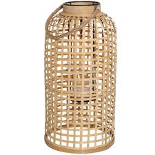 Tall Hendrix Bamboo Lantern