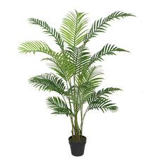 160cm Potted Faux Areca Palm Plant