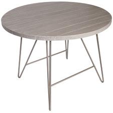 Pavia Iron & Teak Wood Dining Table