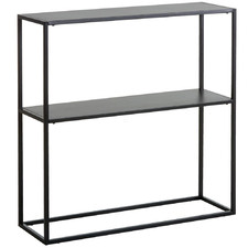 Ebony Lawson Shelving Unit