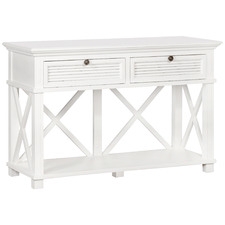 North Haven 2 Drawer Console Table