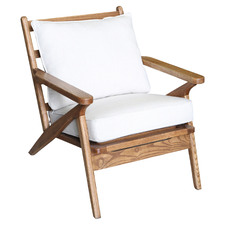 Wood Modern Armchair