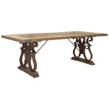 Natural Finn Dining Table