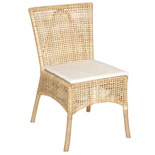Ramsey Rattan Dining Chair
