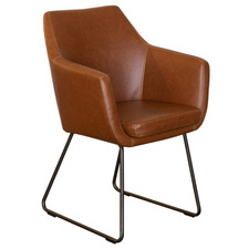 Gavin Faux Leather Dining Chair