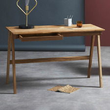 Olwen Natural Oak Desk