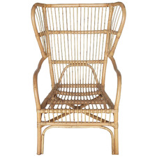 Natural Galano Rattan Occasional Chair