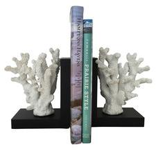 Dariel Coral Bookends