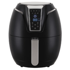 4L Black Kitchen Couture Digital Air Fryer