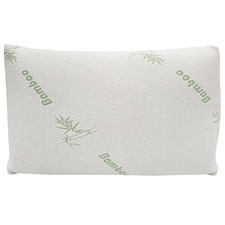Bamboo-Blend Memory Foam Pillow