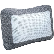 Charcoal Cooling Gel Memory Foam Pillow