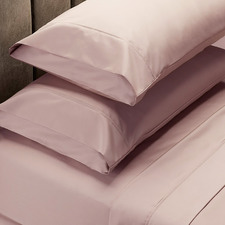 Solid 1000TC Cotton-Blend Sheet Set