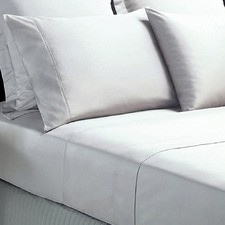 Solid 500TC Cotton & Bamboo Sheet Set